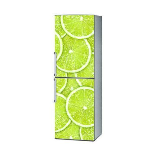Mata magnetyczna na lodówkę - Zielona limonka 4198 - sprawdź w wybranym sklepie