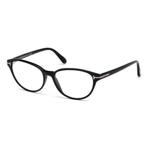 Tom ford Okulary korekcyjne  ft5422 001