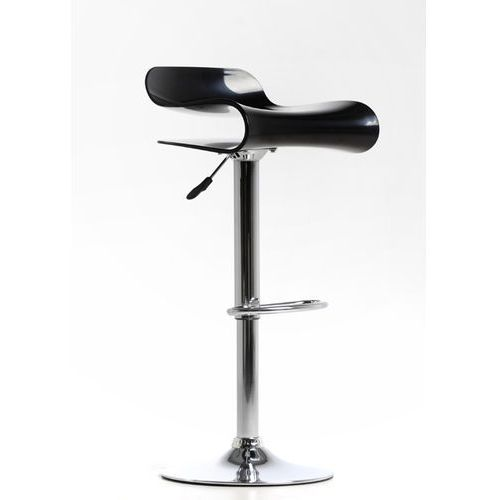 Hoker, Krzesło Barowe Flexi black, XS-076L BK