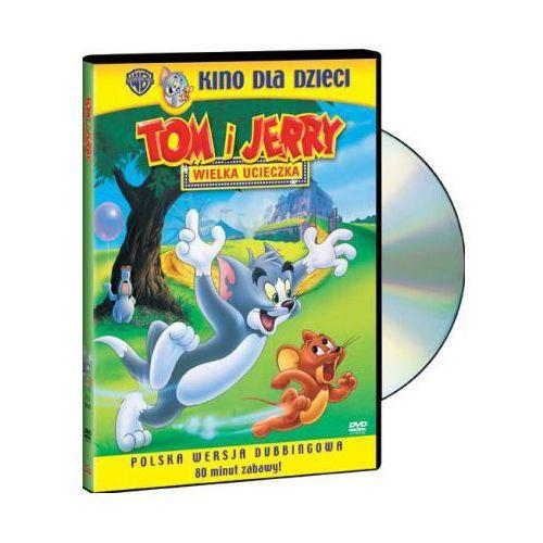 Tom i Jerry: Wielka ucieczka (DVD) - Galapagos (7321909080553)