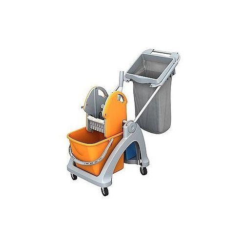 Wózek pojedynczy z tworzywa sztucznego - linia TSK Splast TSK-0003, TSK-0003