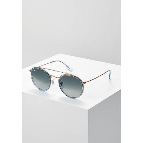 RayBan Okulary przeciwsłoneczne grey gradient/dark grey, kolor szary