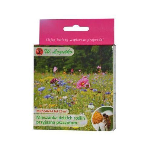 W.legutko Nasiona dzikich roślin przyjaznych pszczołom 125 g / 25 m2