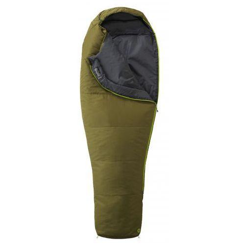 nanowave 35 śpiwór regular zielony/oliwkowy śpiwory syntetyczne marki Marmot