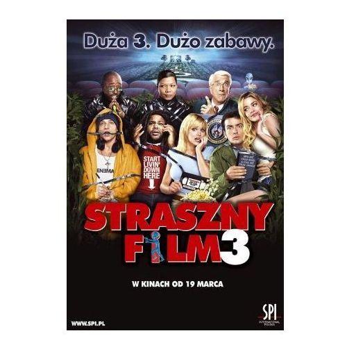 Spi Straszny film 3 [dvd] (5902683991499)