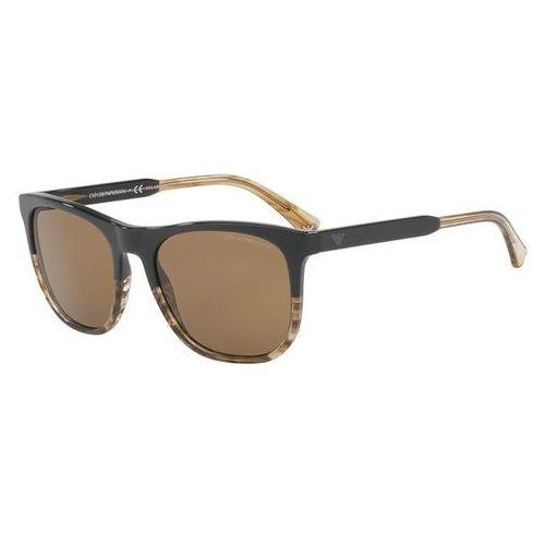 Emporio armani Okulary słoneczne ea4099 polarized 556783
