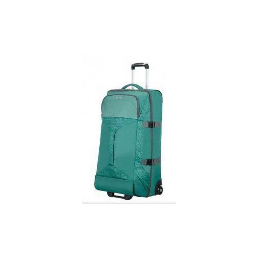 torba podróżna duża (l) 2 koła z kolekcji road quest materiał poliester marki American tourister