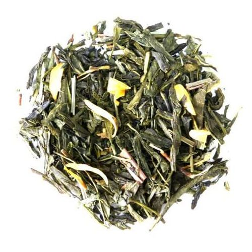 Herbata zielona o smaku pomarańcze w miodzie 120g