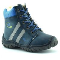 Buty zimowe dla dzieci Wojtyłko 11677 - Niebieski ||Granatowy, kolor niebieski