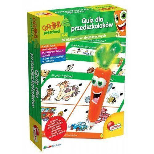 Liscianigiochi Carotina quiz dla przedszkolaków -.