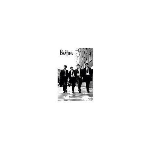 The Beatles w Londynie - plakat (5028486039210)