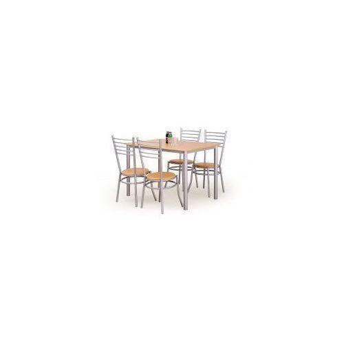 Zestaw ELBERT stół z 4 krzesłami, 9152-0436