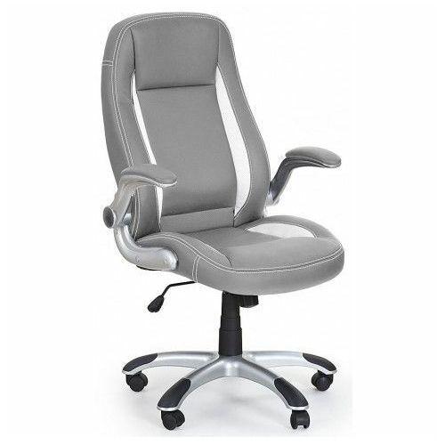 Biurowy fotel obrotowy Jowisz - popielaty, V-CH-SATURN-FOT-POPIEL#
