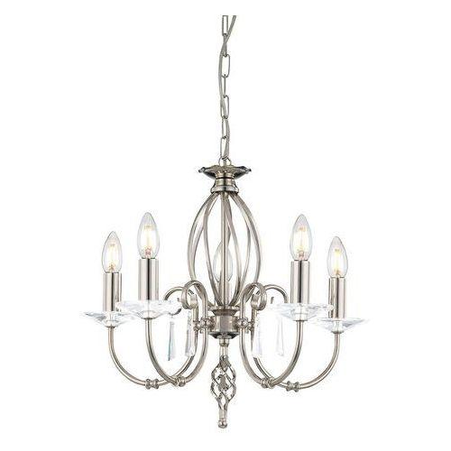 Elstead Lampa wisząca aegean ag5 pol nickel - lighting - rabat w koszyku (5024005483700)