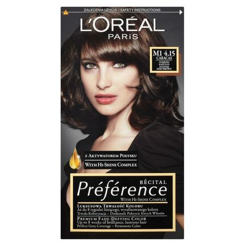 L'oréal paris Loreal recital preference farba do włosów m1