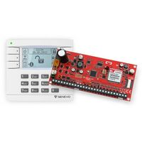 PRiMA6SET Zestaw centrali alarmowej PRiMA 6 z manipulatorem LCD Genevo, PRIMA6SET
