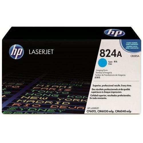 Wyprzedaż oryginał bęben 824a do color laserjet cp6015/6030/6040 | 35 000 str. | cyan marki Hp