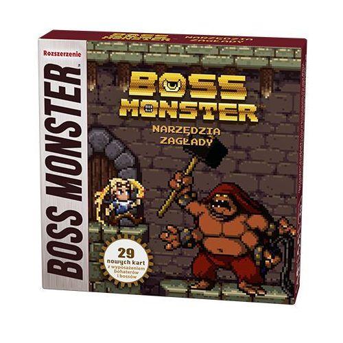 Trefl kraków Dodatek 3 boss monster - narzędzia zagłady - darmowa dostawa od 250 zł!! (5904262950514)