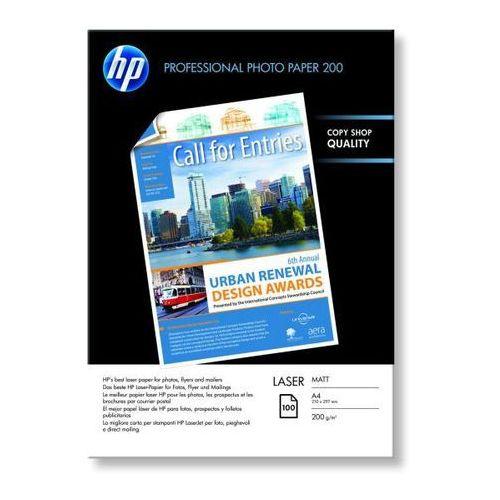 HP Papier Photo Laser Paper matowy Q6550A A4 200G 100 ark./ryza