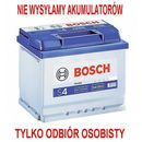 Akumulator Bosch S4 12V 60Ah 540A P+ (wymiary: 242 x 175 x 190) (0.092.S40.050)