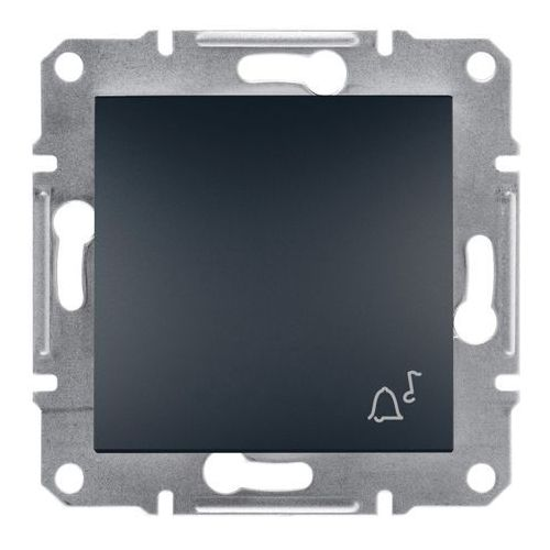 Schneider electric Przycisk dzwonek asfora antracyt (3606480729331)