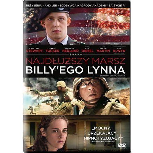 Najdłuższy marsz Billy'ego Lynna (DVD) - Ang Lee, kup u jednego z partnerów