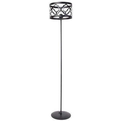 Sigma Moduł Maroko 50125 lampa stojąca podłogowa 1x60W E27 czarna, 50125