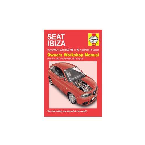Seat Ibiza 02-08 (9780857339966)