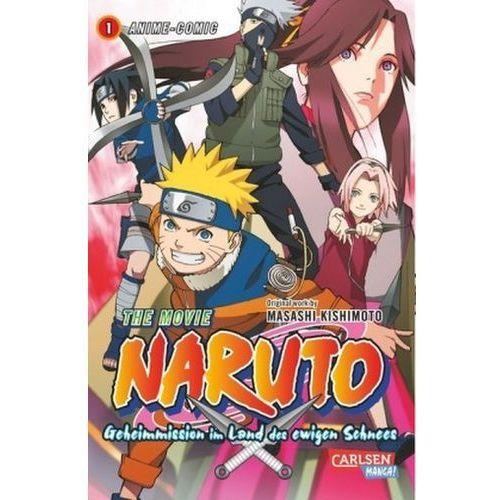 Naruto - The Movie: Geheimmission im Land des ewigen Schnees. Bd.1