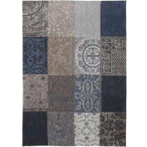 Dywan Louis de Poortere Vintage Multi blue denim