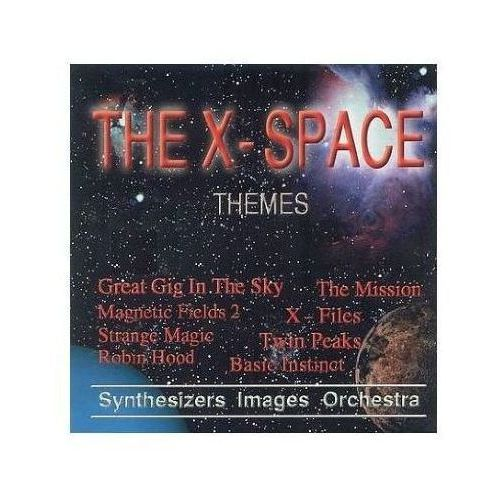 Synthesizers Images Orchestra - The X- Space CD (5907577191627)