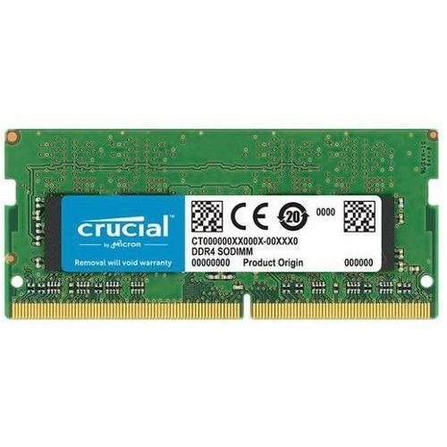 Crucial DDR4 16GB 2666 CL19 SODIMM - produkt w magazynie - szybka wysyłka!