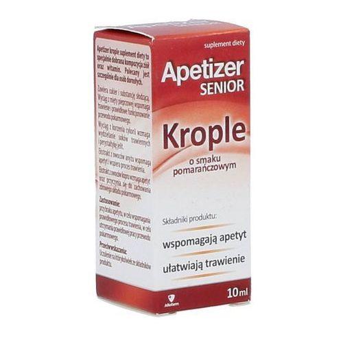 Krople Apetizer Senior krople 10 ml