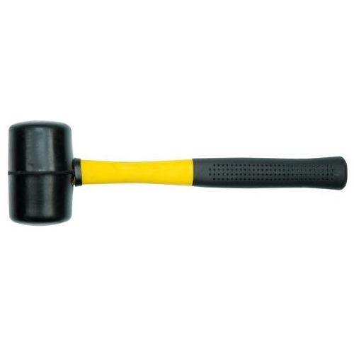 Młotek gumowy 76mm,trzonek z tworzywa fg 33925 - zyskaj rabat 30 zł marki Vorel