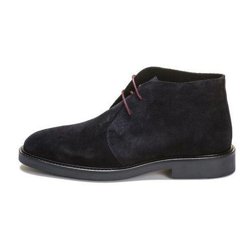 Gant buty za kostkę męskie Spencer 44 ciemnoniebieski (4050638252117)
