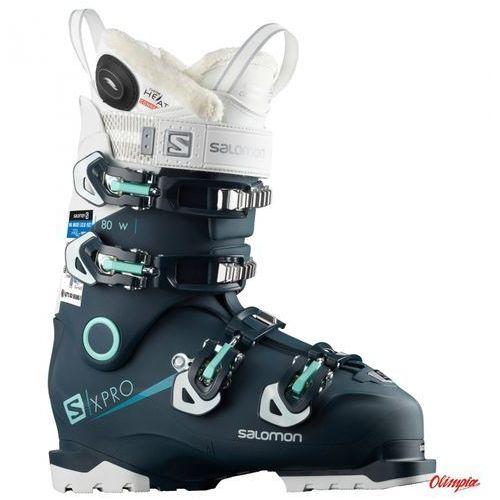 Salomon Buty narciarskie x pro 80 w custom heat connect 2018/2019