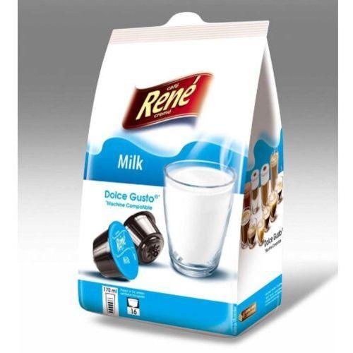 Rene Pure Milk (mleko w proszku) kapsułki do Dolce Gusto – 16 kapsułek (5902480015046)