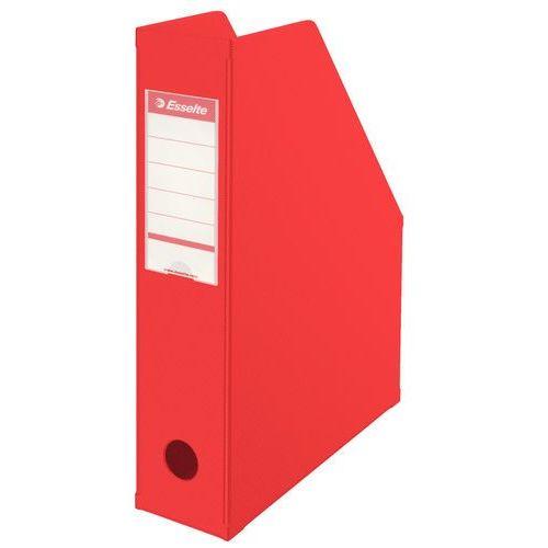 Pojemnik na dokumenty Esselte VIVIDA 7cm czerwony składany