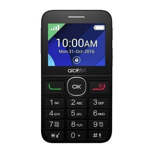 "2008g (black) 2.4"" qvga / 240x320 /16mb rom /8mb/ 1400mah marki Alcatel"