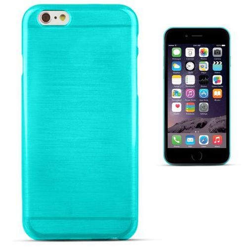 """Forcell """"jelly brush iphone 6 / 6s"""" (blue) (5901737290663)"""