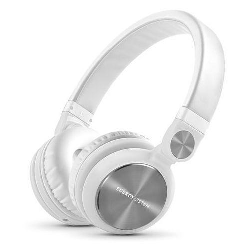Energy Sistem słuchawki DJ2 Mic, biały - BEZPŁATNY ODBIÓR: WROCŁAW!