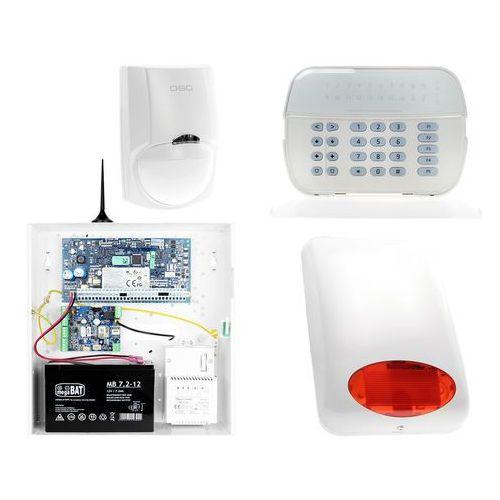 Za12534 zestaw alarmowy 1x czujnik ruchu manipulator led powiadomienie gsm marki Dsc
