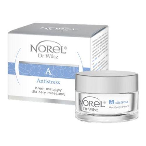 Norel (dr wilsz) antistress mattifing cream krem matująco-normalizujący (dk251)