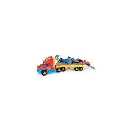 Wader Super Truck z Formułą 1 36620 #A1, CentralaZ12388