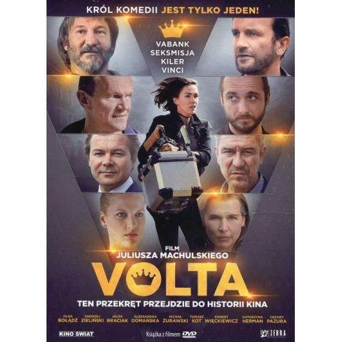 Volta/ Kino Świat - Add Media. DARMOWA DOSTAWA DO KIOSKU RUCHU OD 24,99ZŁ, 91098004433DV (9234620)