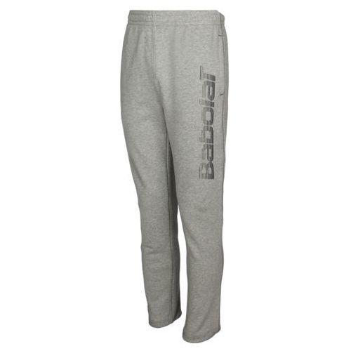 Babolat  core sweat pant big logo men - heather grey