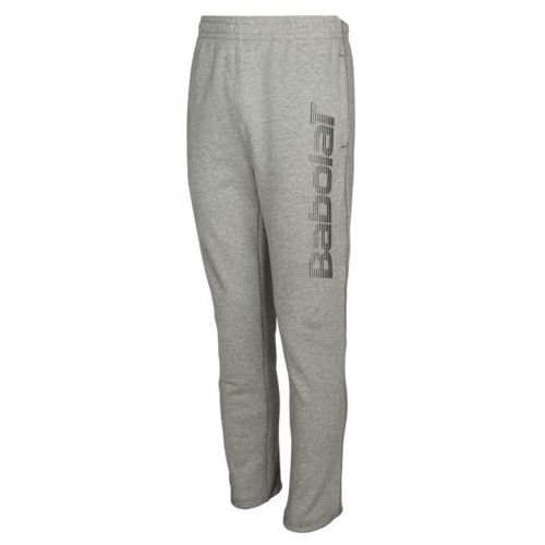 core sweat pant big logo men - heather grey marki Babolat