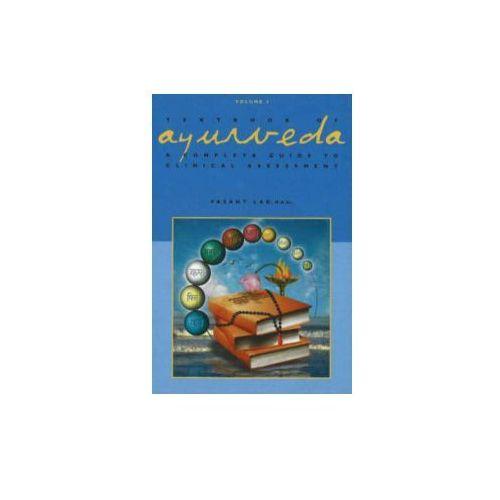 Textbook of Ayurveda (9781883725112)