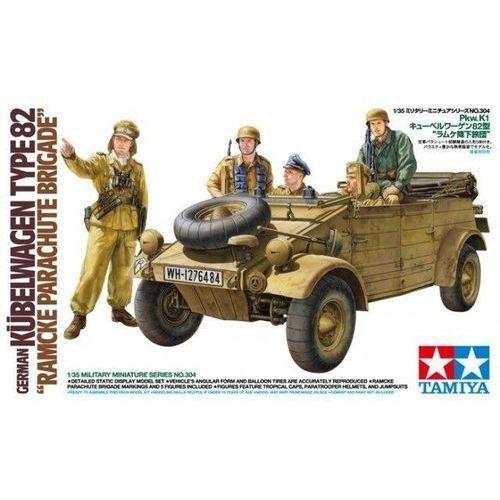 Tamiya German kubelwagen type 82 ''ramcke parachute brigade'' (4950344353040)