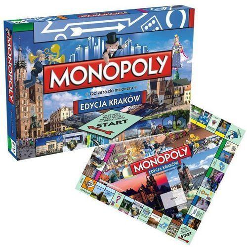 OKAZJA - HASBRO Monopoly Kraków ANG (27564) (5036905027564)
